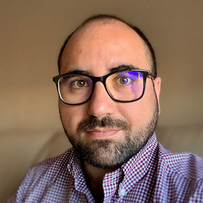 Fernando Jesús Fernández Valero - Webentwickler