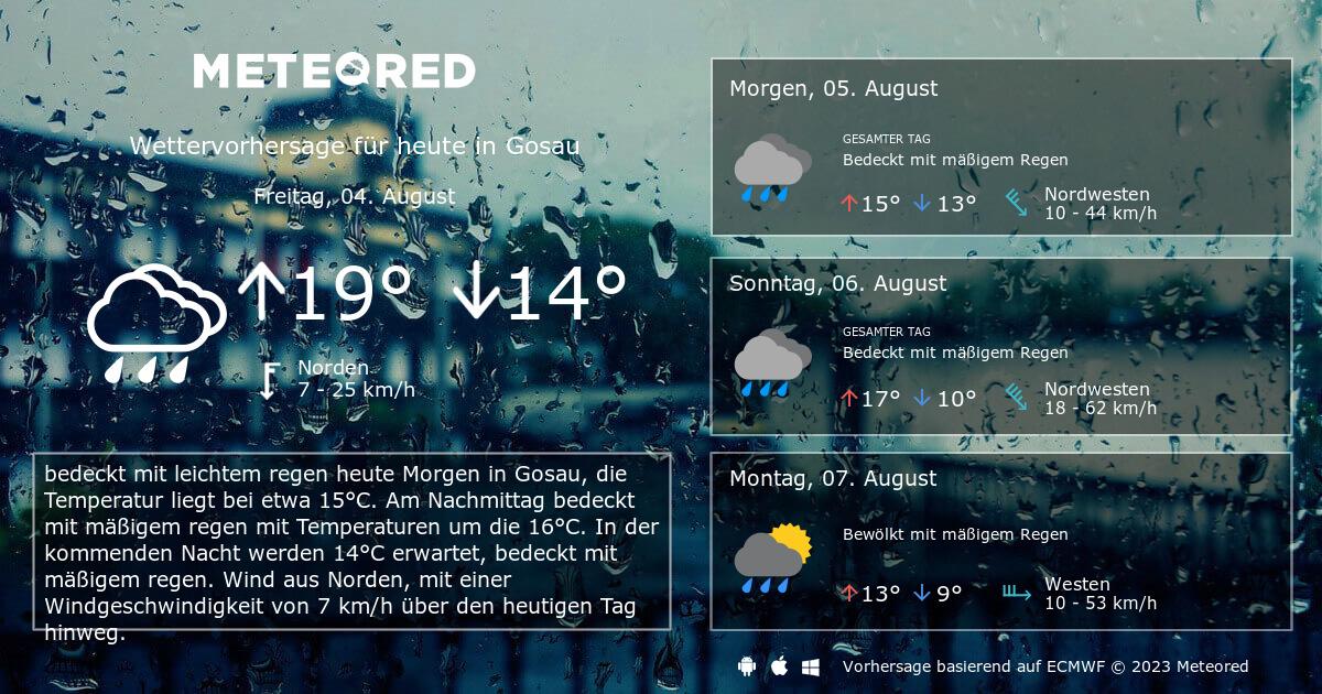 Wetter Heusenstamm 14 Tage