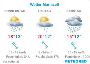 Wetter Mariazell